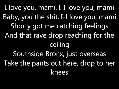 Jennifer Lopez - I Luh Ya PaPi (feat. French Montana) LYRICS