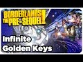 INFINITE GOLDEN KEYS GENERATOR - Borderlands: The Pre-Sequel!
