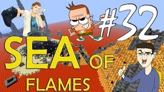 MINECRAFT : SEA OF FLAMES - L