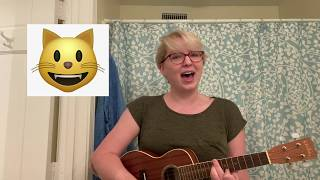 Meows: Singing in the Shower