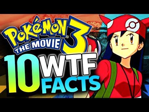 10 CRAZY Pokemon Movie Facts!! | Pokemon FEET