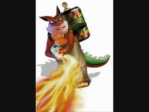 Crash Bandicoot 3 - Dingodile Boss Music