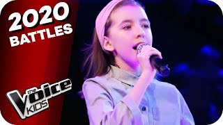 Fettes Brot - Emanuela (Elin / David / Learta) | The Voice Kids 2020 | Battles