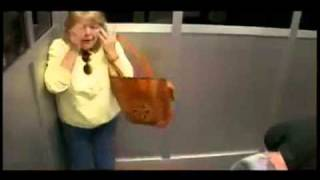 Dead body prank video