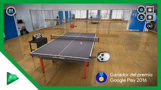 JUEGO de PING PONG! Table Tennis Touch ANDROID!!