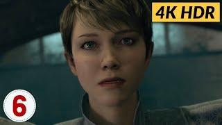 Zlatko. Ep.6 - Detroit: Become Human [4K HDR]