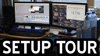 SETUP TOUR - JustAlexHalford (2016) Video