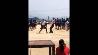 2015小出高校体育祭 青組