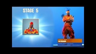 A NEW STEP FOR THE BIG FROID SKIN on FORTNITE?
