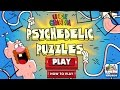Uncle Grandpa: Psychedelic Puzzles - GOOOOOD MORNIN' Lil Rooster! (Cartoon Network Games)