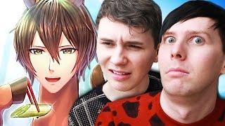 CHOKE ME HORSEY - Dan and Phil play: My Horse Prince #3(, 2017-03-18T19:16:46.000Z)