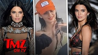 Baixar Kendall Jenner Poses with Frog for Beach Photo Shoot | TMZ TV