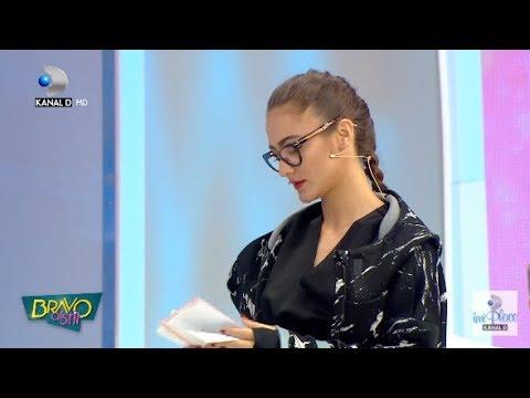 """Bravo, ai stil! (23.10.2017) - Iulia despre outfit-ul Geaninei: """"Incerci sa faci ceva, dar...!"""""""