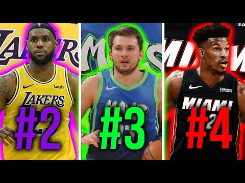 Ranking The BEST Small Forward From EVERY NBA Team 2019 20