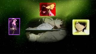 [Supercell x ClariS x un:c x VipTen x IRAN-DON] - Kimi no Shiranai Monogatari {Chorus+Rap ver.}