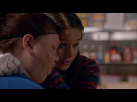 Glee Kitty and Marley bathroom scene 4x07 from YouTube · Duration:  1 minutes 3 seconds