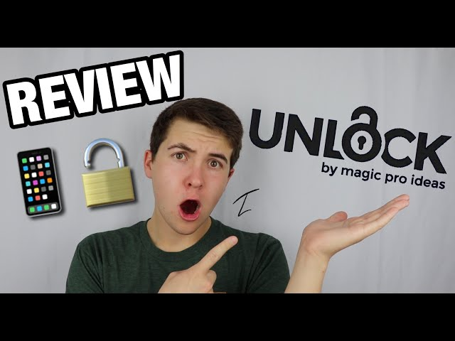 Unlock by Magic Pro Ideas - Magic App Review
