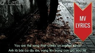 The Things You Are To Me | Secret Garden ft. Elaine Paige | Lyrics [Rainy Mood + Kara + Vietsub HD]