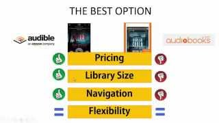 The Ultimate Audiobookscom vs Audible Review