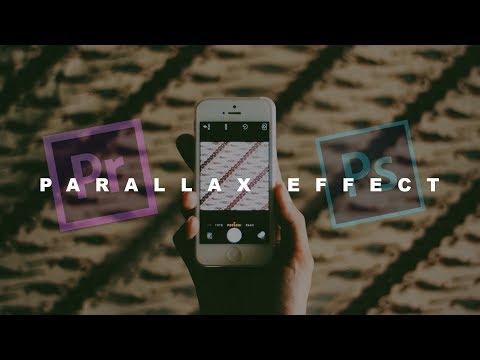 Tutorial Membuat Parallax - Adobe Photoshop & Premiere Pro (Indonesia)