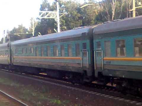 Поезд (Карелия)