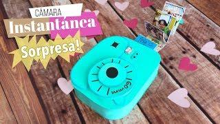 Camara Instantánea SORPRESA INSTAX :: Amor y Amistad San Valentin Regalo