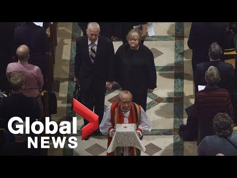 Matthew Shepard laid to rest at Washington National Cathedral