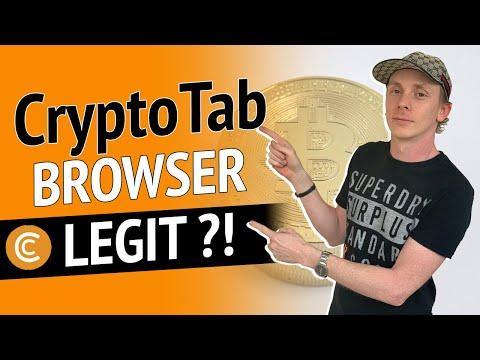Is CryptoTab Browser Legit - Does CrytoTab Pay In 2021?