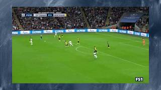 Tottenham against Dortmund (3-1) Erreurs défensives