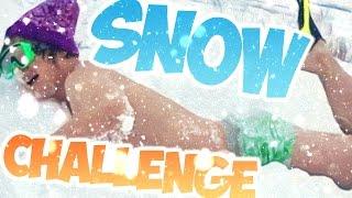 Download СНЕЖНЫЙ ЧЕЛЛЕНЖ | SNOW CHALLENGE (EEONEGUY) Mp3 and Videos