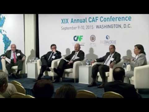 XIX Annual CAF Conference. Washington, September 9-10, 2015