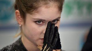 Julia Lipnitskaia Skates Through Cramp at Grand Prix 2016 | Playing through the Pain | CBC Sports