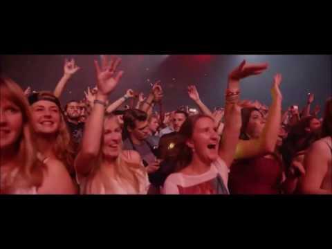 Martin Garrix & Volt & State ft. Usher - Don't look down vs. Sandcastles [Music Video]