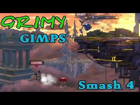 Grimy Gimps in Smash 4