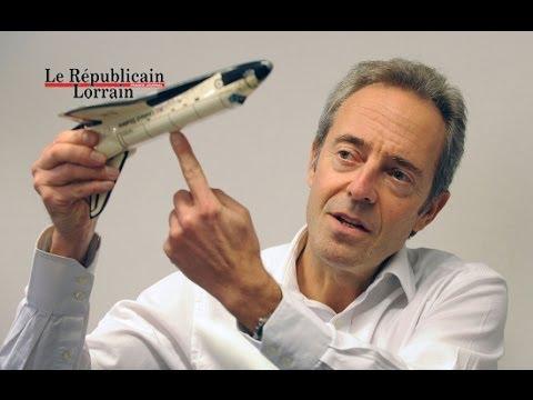 Les 28 jours dans l'espace du Messin Jean-François Clervoy