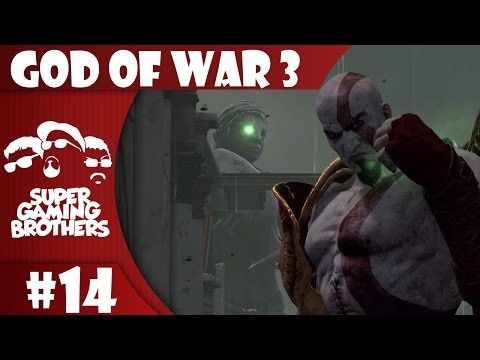 SGB Play: God of War III - Part 14 | It's Only An Illusion