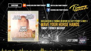 Bassjackers & Thomas Newson vs. Katy Perry & Juicy J - Wave Your Horse Hands (Timmy Turner Mashup)