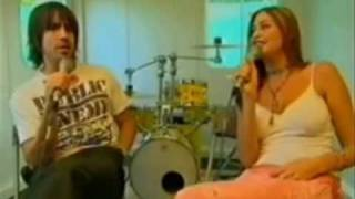 Anthony Kiedis interview 2003 V-festival