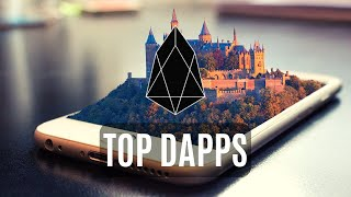 These EOS DApps Are Growing - Quick