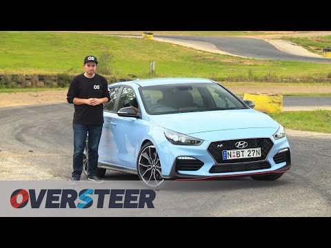 We ve thrashed the i30 N on a WRC Special Stage