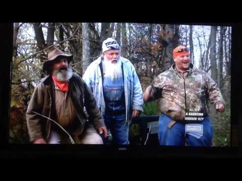 Last American Cowboys Mountain Monsters Theme Song,and most epic falls