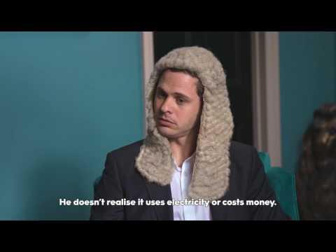 Smart Energy GB: Flatmate Jury episode one
