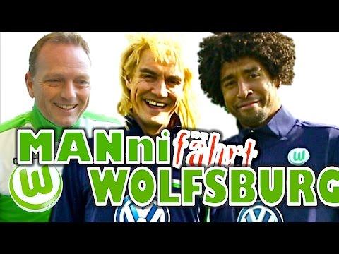 Der VfL Wolfsburg macht MANni fit für den Saisonendspurt