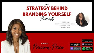 Building Financial Literacy - Personal Credit vs Business Credit w/ Nathalie Noisette