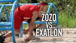 Zozo Kempf a TV-ben! Exatlon Hungary 2020