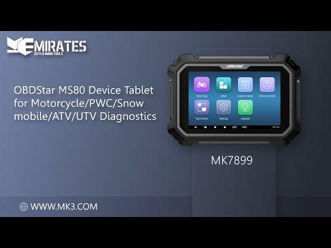 MS80 motorcycle diagnostic tool 2020 CFMOTO CF250 A ENG DIAGNOSIS.