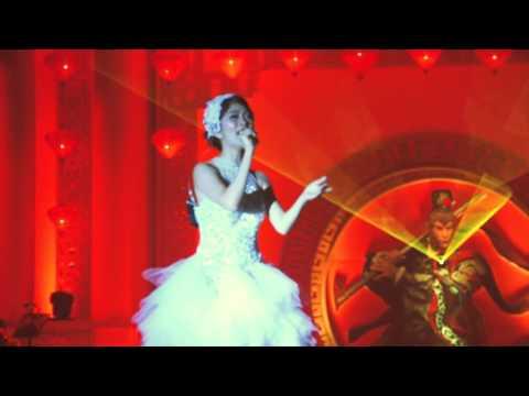 chinese New Year Gala Dinner Semarang (Jessy Luo) part 4