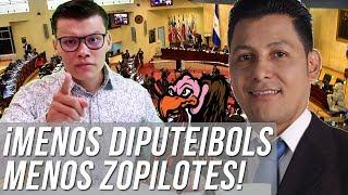 Leonardo Bonilla propone reducción de diputeibols - SOY JOSE YOUTUBER