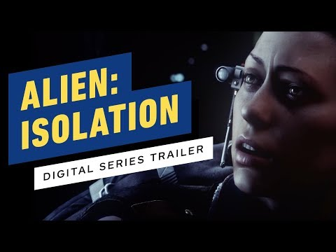 Alien: Isolation is being turned into an IGN-hosted web series