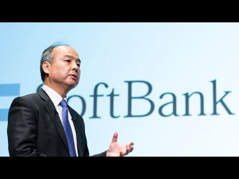 SoftBank's Masa Son: We've already invested $70B in Vision Fund